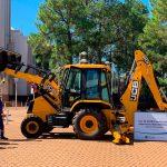 Aumenta la flota del Parque Vial del Gobierno de la Ciudad de Oberá