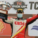 Automovilismo: el misionero Carlos Okulovich logró un podio en el TC Pick Up
