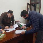 Cáritas San Antonio de Padua firma convenio con el IEA 13