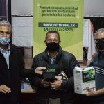 Entregaron herramientas, biofertilizantes y elementos de bioseguridad a productores yerbateros