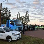 Operativos de tránsito por el Día de la Seguridad Vial