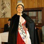 Natasha Aspe Erikson fue presentada como nueva Reina de los Nórdicos