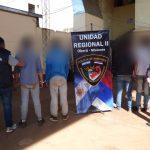 Cayeron cuatro sospechosos por el robo a una pareja en San Martín