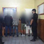 Seis jóvenes fueron detenidos por ocasionar disturbios en Guaraní