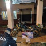 Tres detenidos y varios elementos secuestrados en Operativos de Nocturnidad