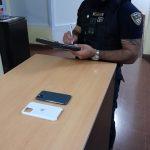 Recuperaron un teléfono celular robado en Oberá