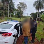 Detuvieron a un hombre involucrado en un robo