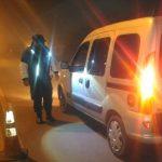 Seguridad Vial: Actas labradas, licencias y vehículos retenidos