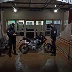 Recuperaron en el barrio Molina una motocicleta robada