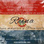 La Colectividad Paraguaya presenta su Reina