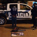 Recuperaron una motosierra robada y comercializada en Campo Viera