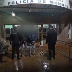 Dos jóvenes fueron detenidos por ocasionar disturbios en un bar pool