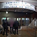 Un hombre fue detenido en un salón de eventos por tratar de agredir a los empleados