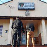 Detuvieron a un joven acusado de robar yerba mate en Campo Ramón