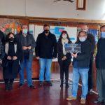 Con la entrega de una placa conmemorativa, concejales obereños celebraron el 80º Aniversario de la CELO