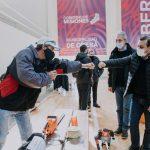 El gobierno entregó máquinas y herramientas a emprendedores de Oberá