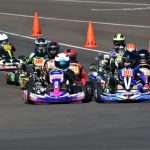 Los Campeonatos de Karting de la FeMAD están muy parejos restando cuatro competencias