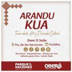 Se viene la tercera edición del Arandu Kua