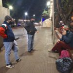 Asistencia a personas en situación de calle