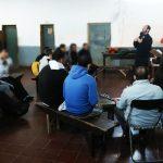 El Gobierno de la Ciudad de Oberá dicta talleres de música a internos de la UP II