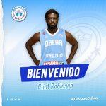 Clint Robinson nueva ficha extranjera de OTC
