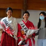 Akari Koide, nueva Reina de la Colectividad Japonesa de Oberá