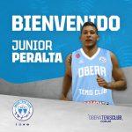 Juniors Peralta completó las fichas mayores de OTC