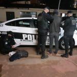 Detuvieron a un joven acusado de arrebatarle la mochila a otro