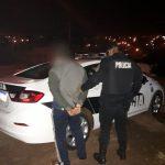Lo detuvieron por dañar el vehículo de un vecino del barrio Oberá VI