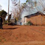Investigan el incendio de una vivienda en el barrio Sarmiento
