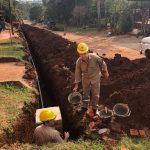 La CELO sigue extendiendo la red de agua potable para que el servicio llegue a más Socios