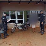 Recuperaron una motocicleta robada en el barrio San Miguel