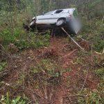 Despiste de un vehículo en Campo Ramón dejó sólo daños materiales