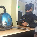 Recuperaron una aspiradora robada que era ofrecida para la venta por Facebook