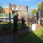 La policía recuperó elementos robados y detuvieron a los presuntos autores