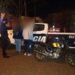 Varios detenidos, motocicletas y licencias retenidas en los Operativos de Nocturnidad