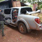 Gendarmería Nacional secuestró novecientos sesenta kilos de marihuana