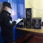 Incautaron un equipo de música tras varias denuncias por ruidos molestos