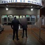 Ocasionaba disturbios en el barrio Cien Hectáreas y terminó detenido