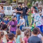 Niños y niñas disfrutaron de actividades culturales y recreativas
