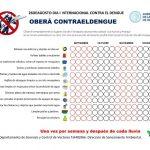 Actividades por el Día Internacional contra el Dengue