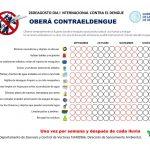 Día internacional contra el dengue
