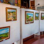 Exposición artística en Casa de la Cultura