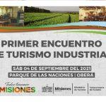 Programa del Primer Encuentro de Turismo Industrial