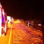 Un automovilista falleció tras un choque en la Ruta Provincial Nº5