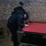 Un bar pool clausurado, detenidos y motos incautadas en operativos de nocturnidad