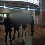Dos hombres fueron detenidos en el barrio 180 viviendas por ocasionar disturbios