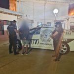 Detuvieron a un joven involucrado en un robo