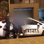 La Policía detuvo a un hombre que se encontraba prófugo por un hecho de amenazas de muerte