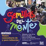 Comienza el Teatro Comunitario para las Infancias en la Murga del Monte